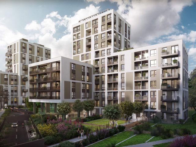 nové byty na Žižkově